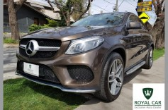 1 Mercedes Benz GLE Coupe 350 Diesel