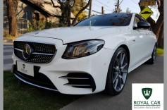 1 Mercedes Benz E 43 AMG Biturbo
