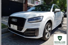 1 Audi Q2 S-Line 2.0 AT Quattro Black Kit