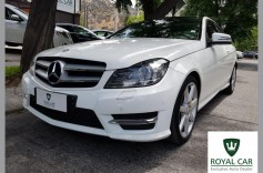 1 Mercedes Benz C250 CGI Coupe