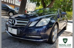 1 Mercedes Benz E350 Coupe Elegance